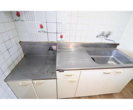 第2住吉ビル[2K/36.22m2]のキッチン2