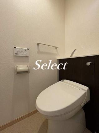 エルシェ 横濱[1K/29.6m2]の洗面所