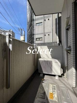 エルシェ 横濱[1K/29.6m2]の玄関