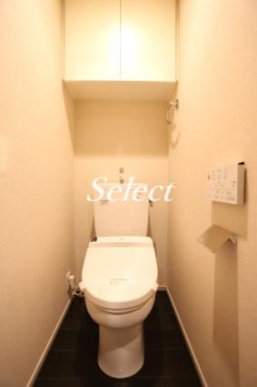 グラマシー横濱関内[1K/25.35m2]のトイレ
