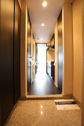 グラマシー横濱関内[1K/25.35m2]の玄関