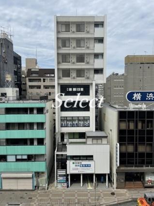 横浜ベイクリウス[1K/25.08m2]の外観1