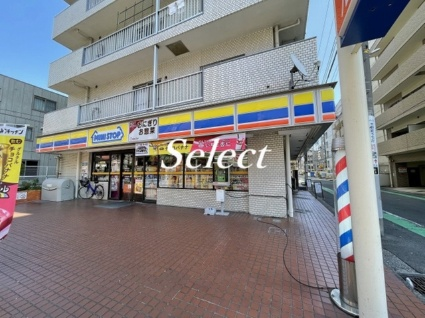 横浜ベイクリウス[1K/25.08m2]の周辺4