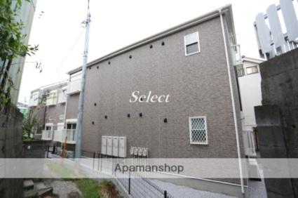 ハーミットクラブハウス山手山元町[1R/16.56m2]の外観4