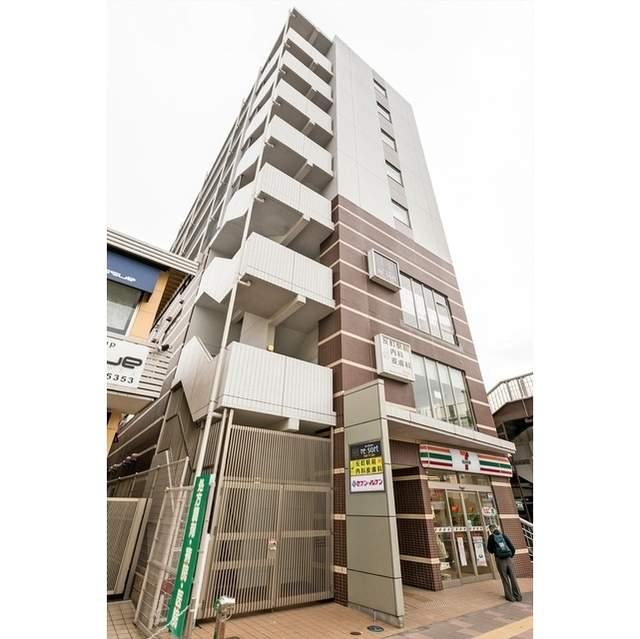 新着賃貸17:神奈川県横浜市神奈川区反町3丁目の新着賃貸物件