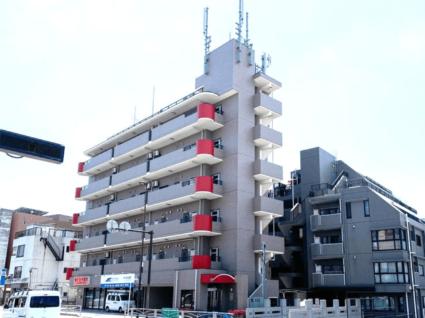 神奈川県横浜市保土ケ谷区釜台町[1DK/29.86m2]の外観