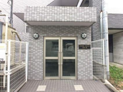 神奈川県横浜市南区弘明寺町[1K/30.3m2]のエントランス