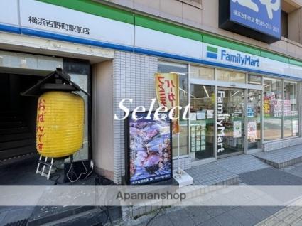 神奈川県横浜市南区南吉田町4丁目[1K/32.2m2]の周辺8