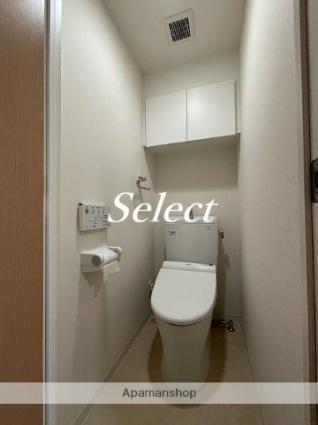 アイボリーコート[1K/25.11m2]のトイレ