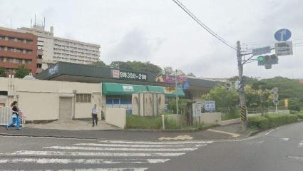 神奈川県横浜市磯子区森3丁目[1R/17.4m2]の周辺6