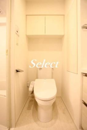 パークアクシス横濱大通り公園[1DK/28.05m2]のトイレ