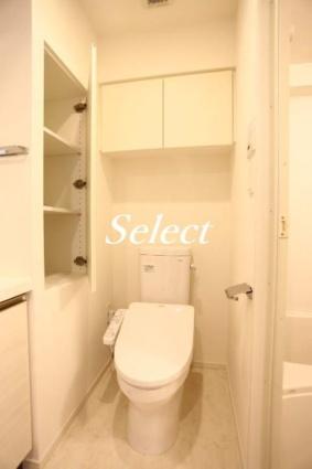 パークアクシス横濱大通り公園[1DK/28.08m2]のトイレ