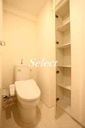 パークアクシス横濱大通り公園[1DK/30.4m2]のトイレ