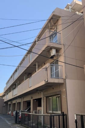 ドルフ安藤橋Ⅲ[1R/19.08m2]の外観1