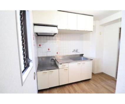 第2住吉ビル[2K/36.22m2]のキッチン1