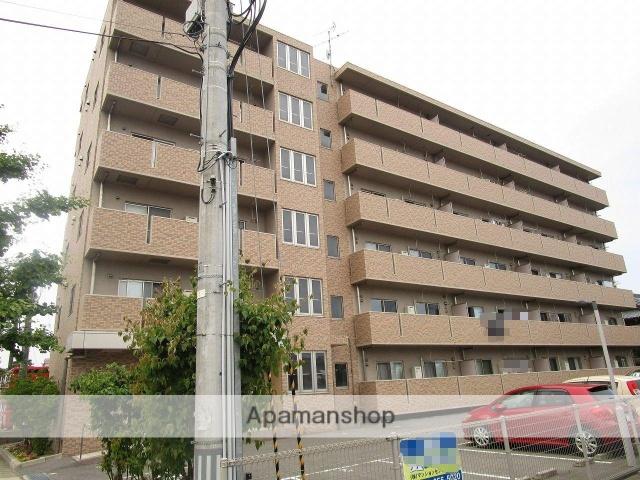 新潟県新潟市中央区の築10年 6階建の賃貸マンション