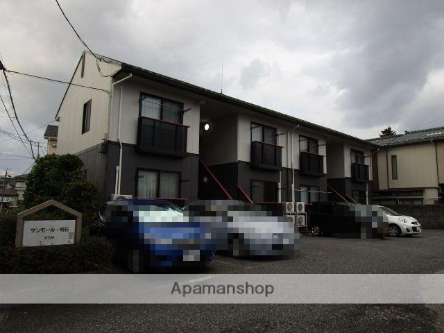 新潟県新潟市中央区、新潟駅徒歩11分の築20年 2階建の賃貸アパート
