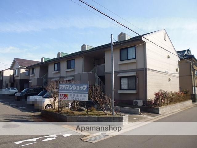 新潟県新潟市中央区の築23年 2階建の賃貸アパート