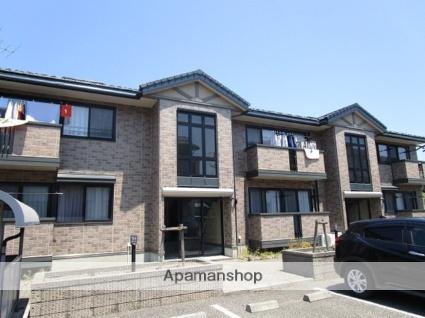 新潟県新潟市中央区、新潟駅徒歩40分の築15年 2階建の賃貸アパート