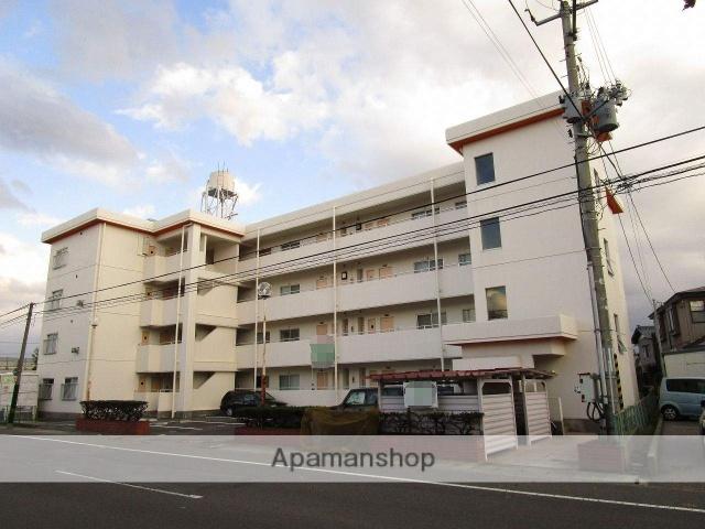 新潟県新潟市中央区の築36年 4階建の賃貸マンション