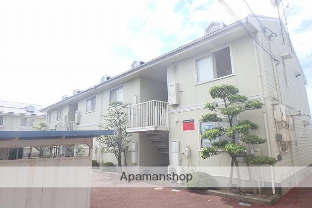 新潟県新潟市中央区、新潟駅徒歩41分の築28年 2階建の賃貸アパート
