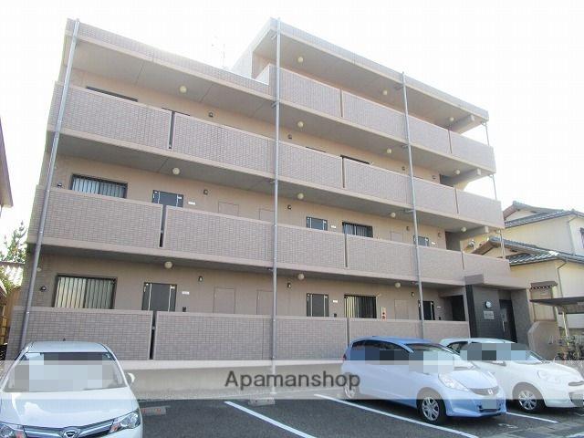 新潟県新潟市中央区の築10年 4階建の賃貸マンション