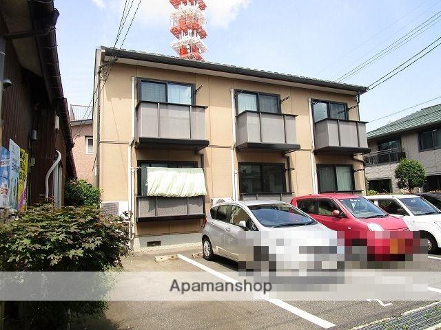 新潟県新潟市中央区、新潟駅徒歩10分の築14年 2階建の賃貸アパート