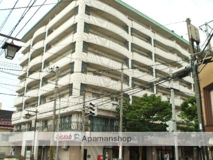 新潟県新潟市中央区、新潟駅徒歩7分の築27年 8階建の賃貸マンション