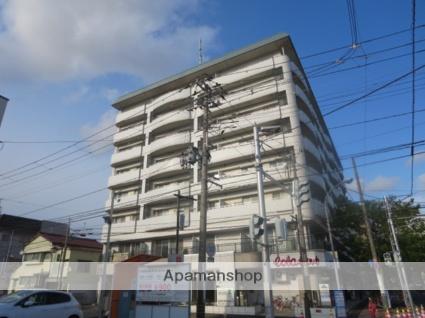 新潟県新潟市中央区、新潟駅徒歩7分の築26年 8階建の賃貸マンション