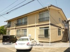 新潟県新潟市中央区、新潟駅徒歩17分の築41年 2階建の賃貸アパート