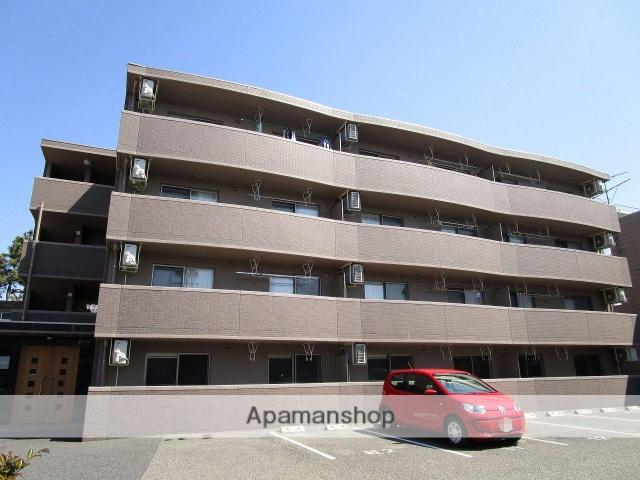 新潟県新潟市中央区、青山駅徒歩23分の築6年 4階建の賃貸マンション