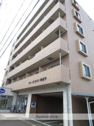 新潟県新潟市中央区、新潟駅徒歩20分の築10年 6階建の賃貸マンション