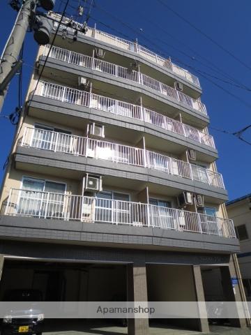 新潟県新潟市中央区、新潟駅徒歩4分の築21年 6階建の賃貸マンション