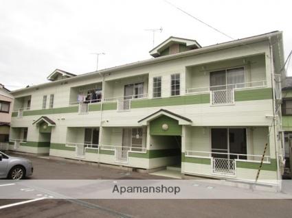 新潟県新潟市中央区、新潟駅徒歩10分の築23年 2階建の賃貸アパート