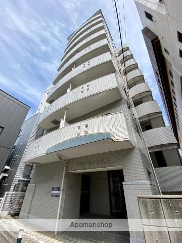 新潟県新潟市中央区、新潟駅徒歩4分の築18年 8階建の賃貸マンション