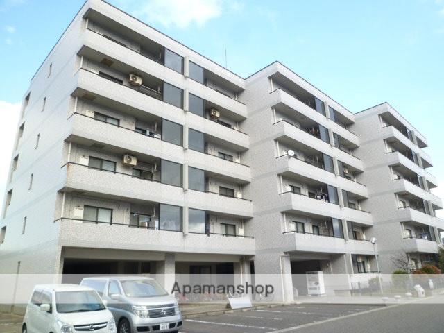 新潟県新潟市中央区の築23年 6階建の賃貸マンション