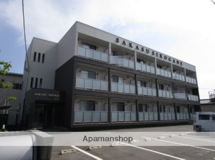 新潟県新潟市中央区の築4年 3階建の賃貸アパート