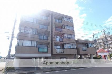 新潟県新潟市中央区、新潟駅徒歩18分の築28年 5階建の賃貸マンション