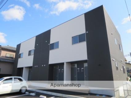 新潟県新潟市中央区の築3年 2階建の賃貸アパート