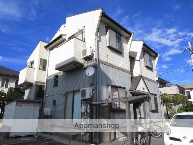 新潟県新潟市中央区、新潟駅徒歩12分の築17年 2階建の賃貸アパート