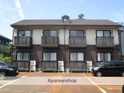 新潟県新潟市中央区、新潟駅徒歩20分の築18年 2階建の賃貸アパート