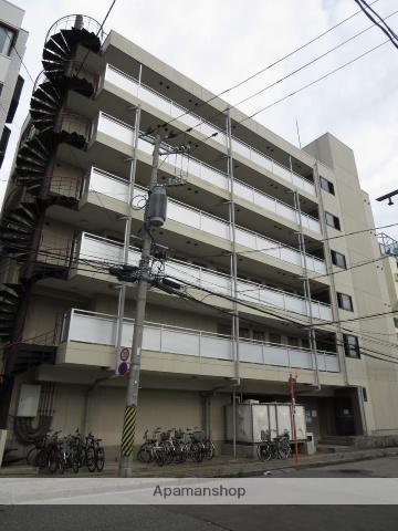 新潟県新潟市中央区、新潟駅徒歩7分の築21年 6階建の賃貸マンション