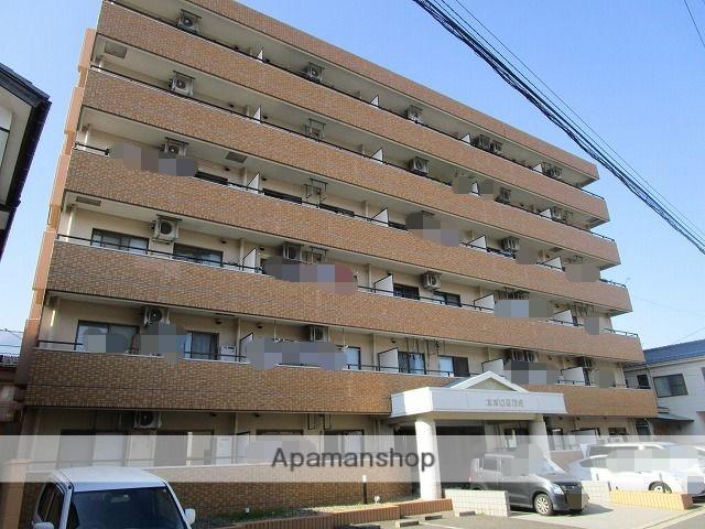 新潟県新潟市中央区、新潟駅徒歩15分の築28年 6階建の賃貸マンション