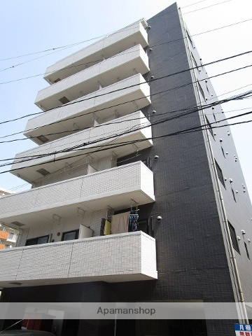 新潟県新潟市中央区、新潟駅徒歩7分の築8年 7階建の賃貸マンション