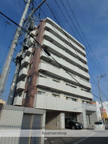 新潟県新潟市中央区、新潟駅徒歩19分の築8年 8階建の賃貸マンション