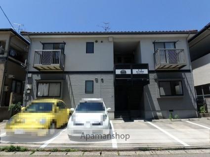 新潟県新潟市中央区の築19年 2階建の賃貸アパート