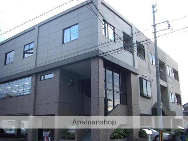 新潟県新潟市中央区、新潟駅徒歩9分の築20年 3階建の賃貸マンション