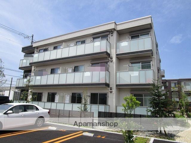 新潟県新潟市中央区、新潟駅徒歩23分の新築 3階建の賃貸マンション
