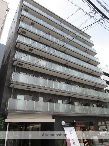 新潟県新潟市中央区、新潟駅徒歩8分の築2年 8階建の賃貸マンション