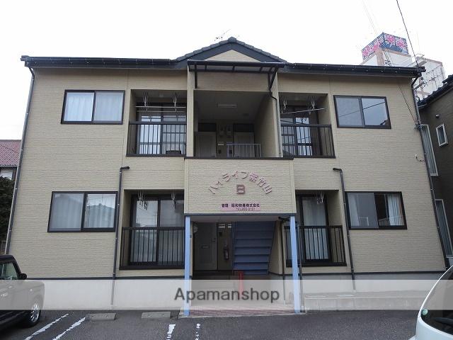 新潟県新潟市中央区の築16年 2階建の賃貸アパート